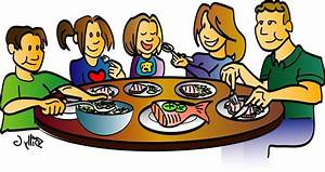 Table Food Clipart (24+)