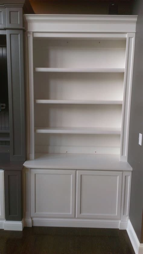 Bookcase With Cupboard Base 15 best ideas of bookcase with cupboard base