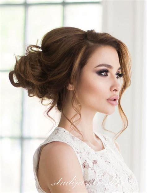 coiffure mariage chignon haut coiffure simple et facile