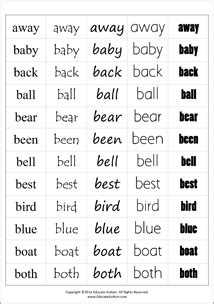 Four Letter Words  Letters  Free Sample Letters