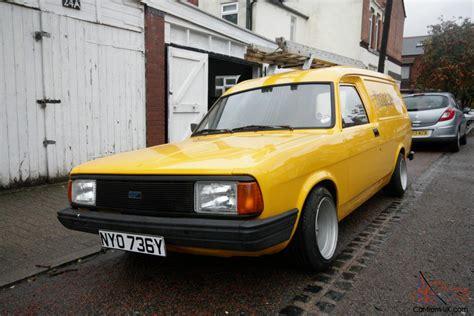 Morris Ital 440 Van - Ex. British Telecom - Retro Escort ...