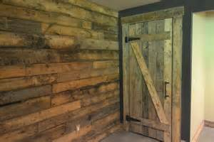 how to install pine boards on walls reclaimed wood paneling enterprise wood products
