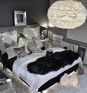 Gorgeous, 45, Amazing, Black, Bedroom, Design, Ideas, For, Home, Bedroomsforgirls