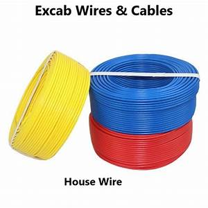 40 Amp Excab House Wire  Crossectional Size  1 25 Sqmm  Rs