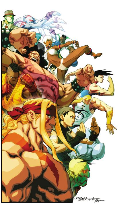 Comics Forever Street Fighter Iii Third Strike