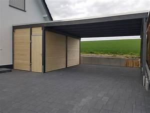 Aluminium Carport Mit Abstellraum : referenzen carports sauerland ~ Markanthonyermac.com Haus und Dekorationen