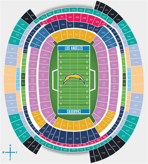 chargers la stadium pricing los angeles chargers chargerscom