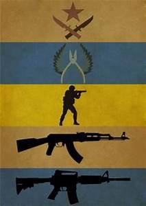 CSGO AK 47 Neon Revolution Wallpaper 1080p games