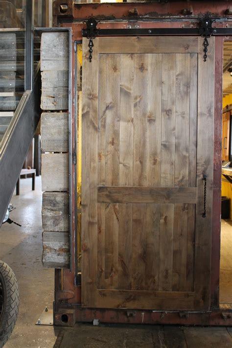 Barn Doors by Sliding Barn Doors Ecustomfinishes