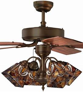 Top tiffany ceiling fan lights warisan lighting