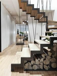 Raum Unter Treppe Nutzen : 20 beispiele wie man den raum unter der treppe sinnvoll nutzen kann ~ Buech-reservation.com Haus und Dekorationen