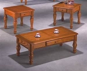 pine 3 pc coffee table set With 3 pc coffee table set