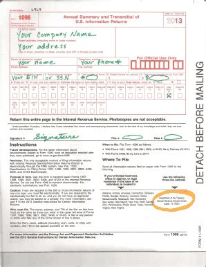 11 printable form 1096 fillable templates fillable