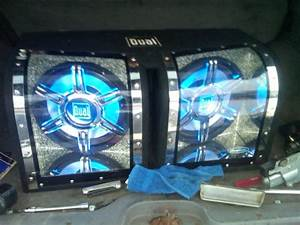 Dual 12 U0026quot  Subs With Amp