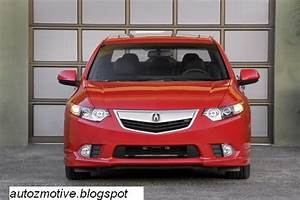 Top Speed Latest Cars  2012 Acura Tsx Special Edition