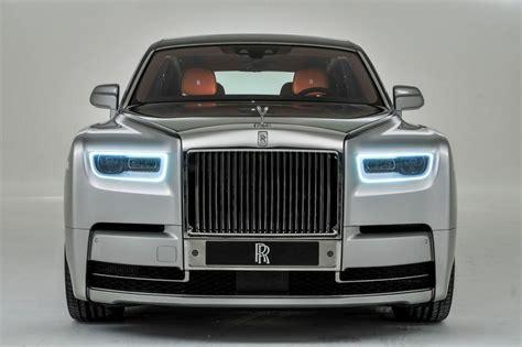 Rollsroyce Phantom 20182019 фото, цена РоллсРойс Фантом