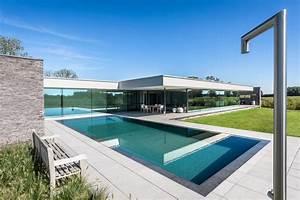 Piscine A Débordement : projet la une piscine d bordement haaltert willy ~ Farleysfitness.com Idées de Décoration