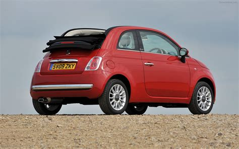 The New Fiat 500 by New Fiat 500 C Widescreen Car Image 16 Of 48