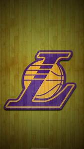 Los Angeles Lakers 2017 Nba Basketball Hardwood Team Logo ...