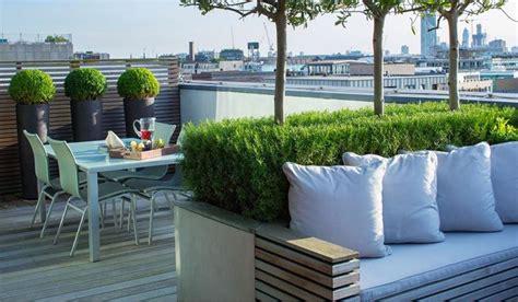 arredamento per terrazzo progettare arredo terrazzo arredamento giardino idee