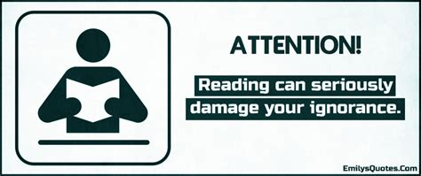 reading   damage  ignorance popular