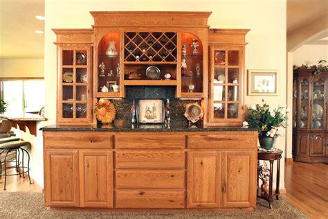 wine glass hutch affordable custom cabinets showroom