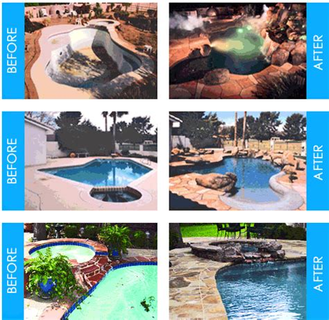 average cost of pool remodel planning for a pool renovation intheswim pool blog