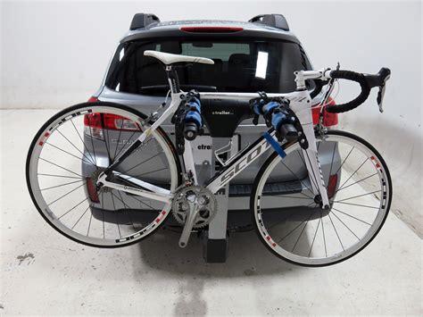 subaru bike rack subaru outback wagon thule apex 4 bike rack for 1 1 4 quot and
