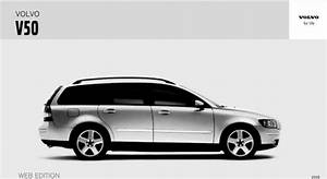05 Volvo V50 2005 Owners Manual