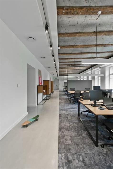 mobilier bureau industriel le mobilier de bureau contemporain 59 photos inspirantes