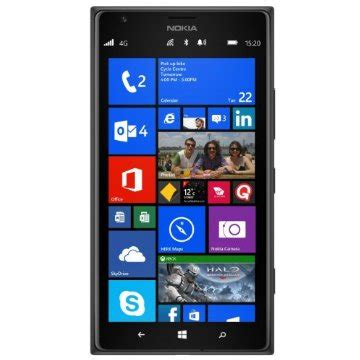 nokia lumia 1520 factory unlocked 4g lte phone black gosale price comparison results