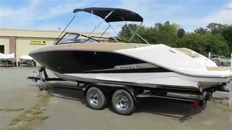 Scarab Boats 255 Review by 2016 Scarab 255 Platinum Review For Sale Lake Norman