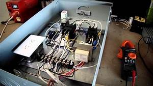Homemade Automatic Transfer Switch