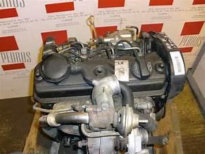 Engine Audi 80 Avant  8c5  B4  1 9 Tdi