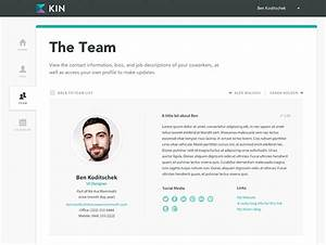 new bios jobs and more kin With employee biography template