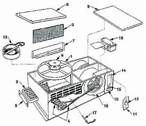 Honeywell Er100 Parts