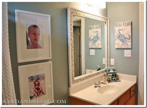 Themed Bathroom Mirrors by My Boys Themed Bathroom
