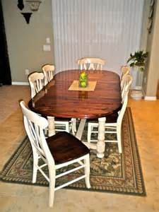 kitchen table refinishing ideas chairs refinishing dining table