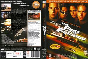 The Fast And The Furious (2001) WS CE R4 - Movie DVD - CD ...
