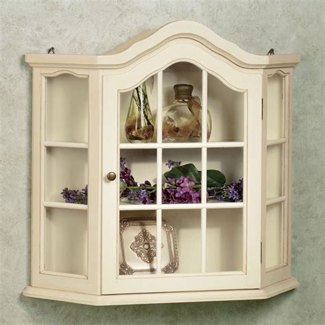 wall cabinets for small kitchen small wall curio cabinet foter