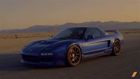 Matt Farah Tests A `91 Nsx By Clarion Builds On Road And
