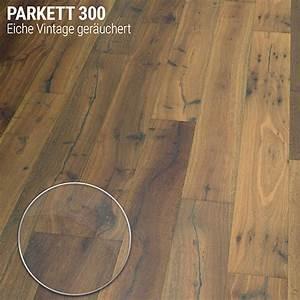 Holz Richter Parkett : parkettboden dielen bodenbelag eiche landhausdiele 1 stab mit fase holz ebay ~ Markanthonyermac.com Haus und Dekorationen