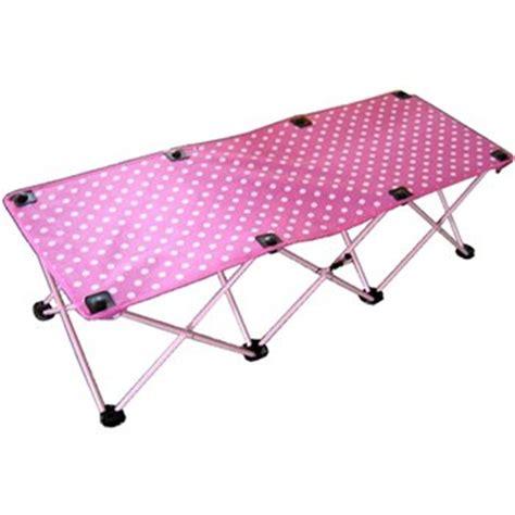 sunncamp kids concertina folding camp bed