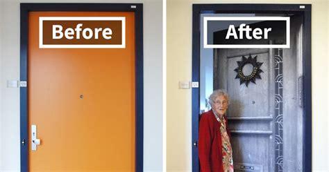 company recreates doors  dementia patients houses