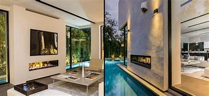 Indoor Outdoor Fireplaces Fireplace Ortal Modern Gas