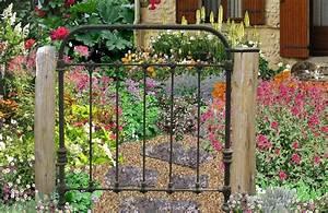 Prix Ardoise Deco Jardin : deco de jardin en fer decoration fete exterieur jardin inds ~ Premium-room.com Idées de Décoration