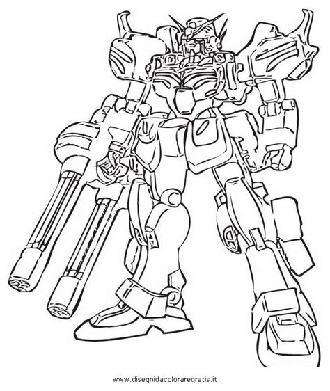 Coloring Gundam by Gundam Astray Coloring Page Coloring Pages