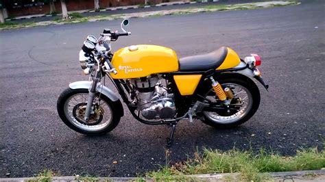 Review Royal Enfield Continental Gt by Royal Enfield Continental Gt Review