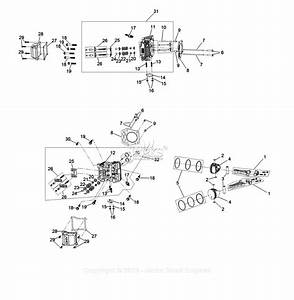 Exmark Rae708gem52300 S  N 400 000 000  U0026 Up Parts Diagram