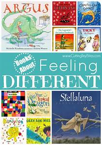 Books About Feeling Different | Kid Blogger Network ...